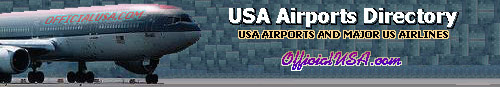 usa airports, major us airlines