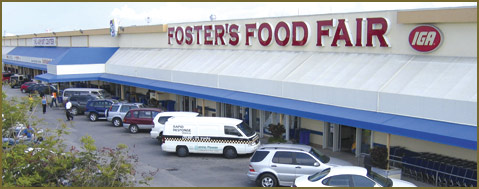 Foster's Airport Store