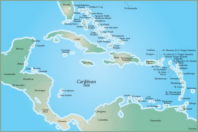 Weather Radar For Cayman Islands